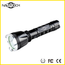 3 Modes Zoom Flashlight, 260lumens Torche LED, Lampe de poche rechargeable (NK-1867)