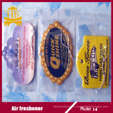 Different Kinds of Scents Hanging Paper Air Freshener