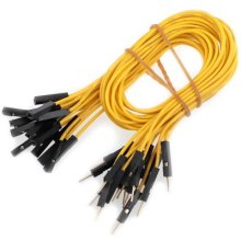 Connecteur Dupont 1P-1P Cable Jumper Wire
