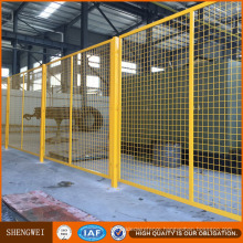 Industry Area Low Carbon Steel Wire Mesh Fencing
