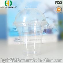 Tasse potable en plastique jetable chaude et froide