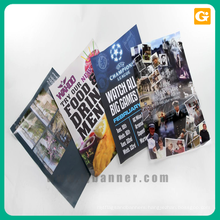 China very cheap high quality four color offset printing a1 poster