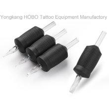 Großhandel Soft Silikon Gummi Einweg Tattoo Griffe Supplies 30mm