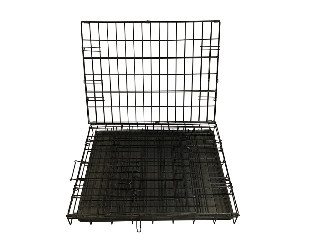 Indoor Folding Metal Wire Dog Cage