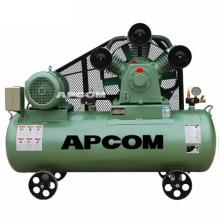 Low noise APCOM 7.5 10 hp bar reciprocating air compressor pump TA100 TA120 TA125 Fusheng piston air-compressor aircompressor