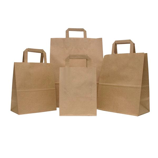Flat Paper Bags 2
