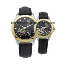 2017 New Fashion Gift Couple montre-bracelet pour Amant