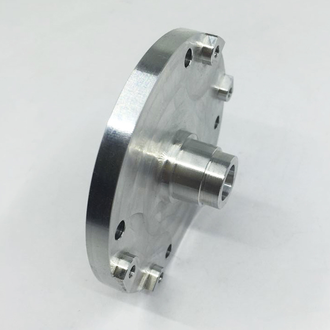 horizontal milling machining