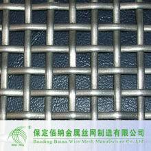 2014 China Suministro de malla de alambre prensado cuadrados