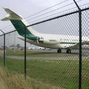 Cerca de ligação de alta segurança para cerca de aeroporto