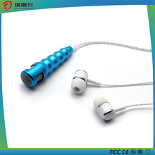 USB Wired earphone Mini Portable USB Microphone for Mobile Phone