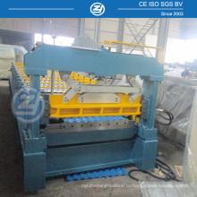 Касания PLC контроль Рифленого листа металла формируя машину