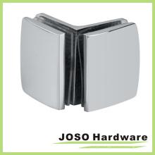 Suporte de retenção de vidro a vidro de 90 graus (BC502-90)