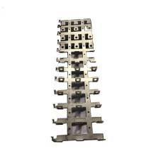 Прецизионная штамповка листового металла с прогрессивной штамповкой