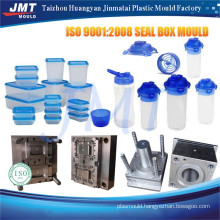 Strict production standards plastic bento box mould