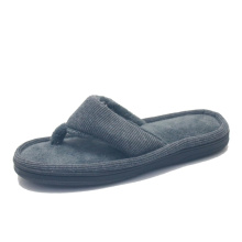 Cheap flat winter sandals thong footwear indoor slipper