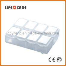 Medical Pillbox with 8 Days /Weekly Plastic Pillbox