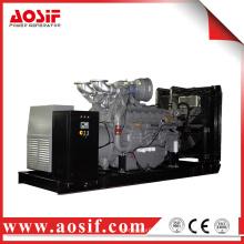 Générateur 1200KW / 1500KVA 50hz avec moteur Perkins 4012-46TAG2A fabriqué au Royaume-Uni