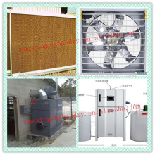 Specialized ventilation fans for chicken house
