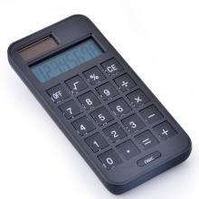 Dual Power 8 Digits Calculator Calculatrice de petite taille