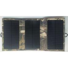Paquet solaire pliable de sac de chargeur de livre électrique d'iPad de téléphone portable de 6W avec la certification de TUV