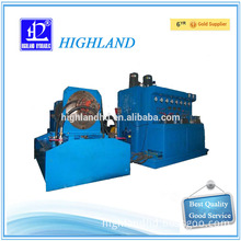 Highland 300-500L/min comprehensive high-technical hydraulic test bench for sale