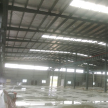 Steel Warehouse/ Steel Structure Building/Prefabricated Steel Warehouse (SS-14546)