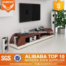 дешевые китайские стекла телевизор стенд ПВХ