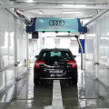 Automatic leisuwash touchless car wash machine