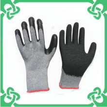 GS-102f Cotton Yarn Rubber Gloves (GS-102F)