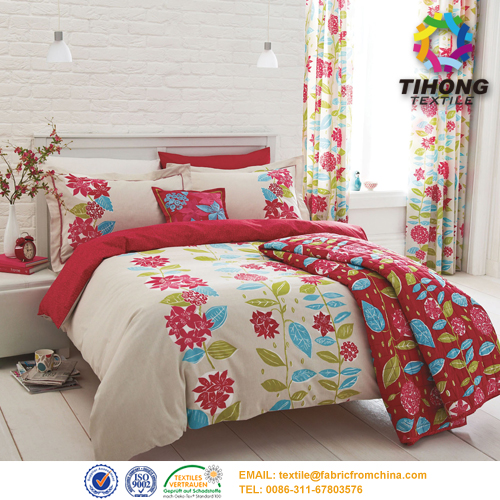 print bedding fabric
