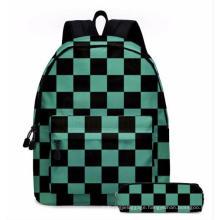 Coustom School Anti Theft Backpack Logo Mini 3D Print Travel Softback Backpack for Women