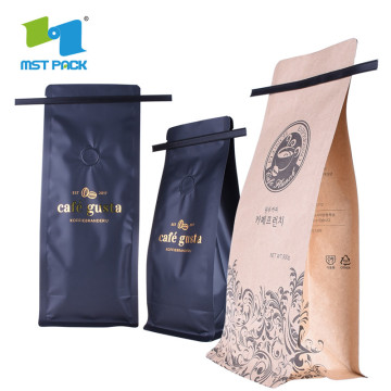 Sesuaikan Printing Coffee Filter Bag dengan Aluminium Foiled