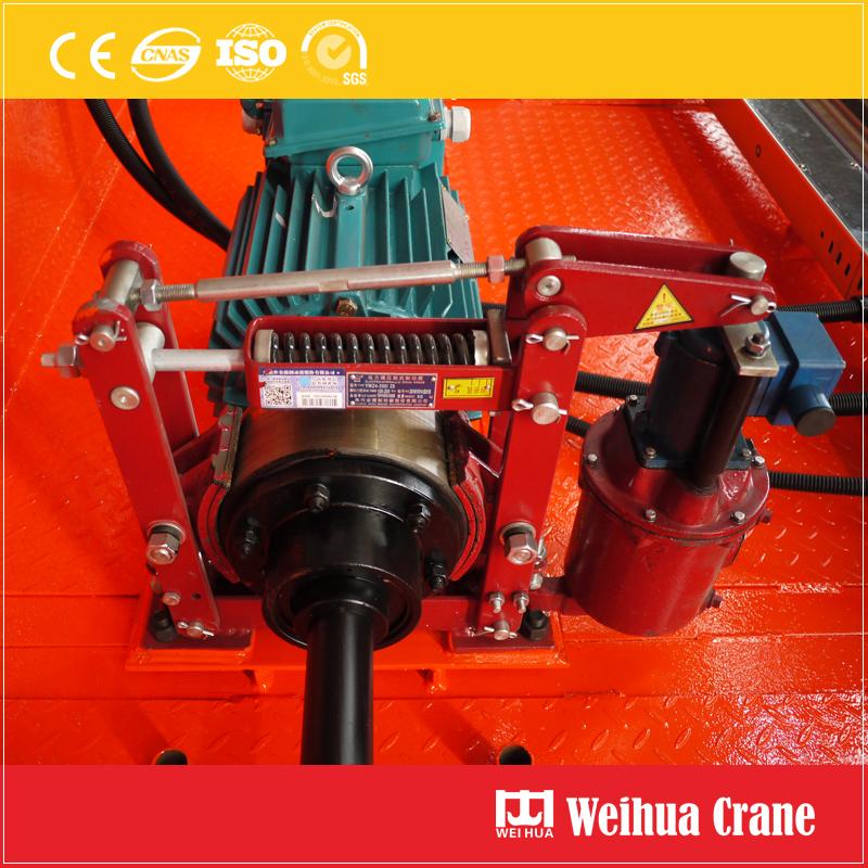 Crane Brake Device