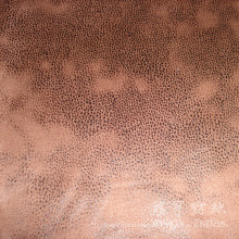 Bronzieren Wildleder Stoff für Heimtextilien Polstermöbel
