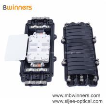 Fechamento de fibra óptica horizontal até 96 núcleos