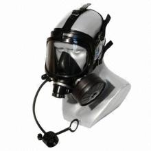 Military gas mask, weighs 860g, 10-year storage life