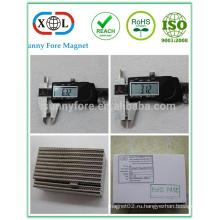 низкая скорость генератор постоянного магнита