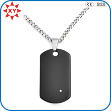 Custom Aluminium Long Chain Dog Tag