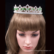 Простой дизайн тиара свадебная корона девочек тиара
