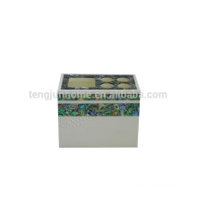 CPA-TS Abalone Paua Shell Zahnbürstenhalter