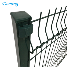 Desain Green Weld Mesh Decorative Fencing
