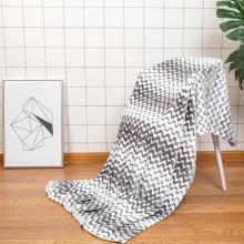 Cobertor de viagem portátil quente e confortável