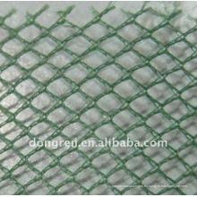 Mosquitera tejido hexagonal / Pane / diamante agujero
