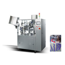 Máquina de enchimento e vedação automática