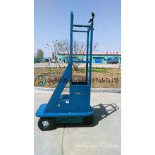 Chariot électrique de chasseur de stock de puissance de batterie