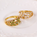 11206 - Китай оптом Xuping мода 18k позолоченный женщины кольцо
