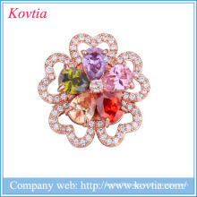 wedding rhinestone flower brooches women dresses brooches china suppliers yiwu jewelry