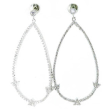 Good Quailty and Fashion Jewelry for Woman 925 Silver Earring (E6482)