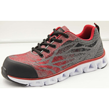 Fabric upper fashionable Leisure safety shoes